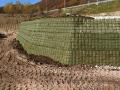 vasca stoccaggio e decantazione in terre rinforzate 5