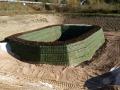 vasca stoccaggio e decantazione in terre rinforzate 6